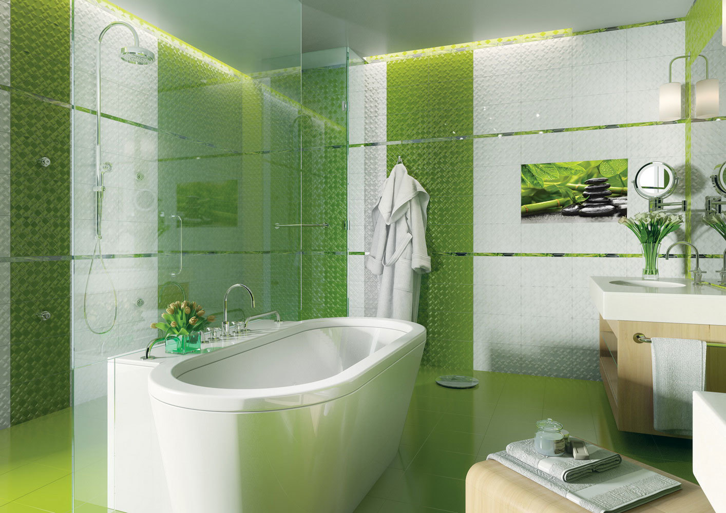 Дизайн ванных комнат не дорого