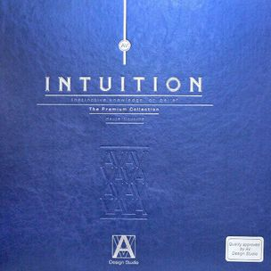 Atlas Wallcoverings Intuition
